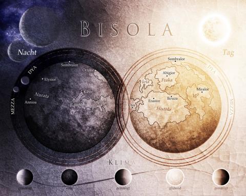 Bisola - die Welt der Grauwacht